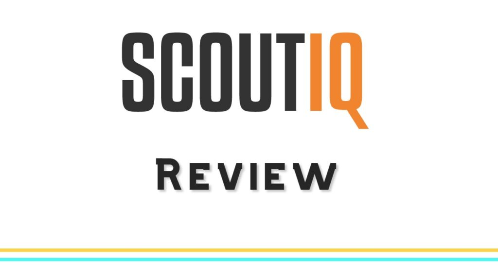 ScoutIQ Review, ScoutIQ Coupon